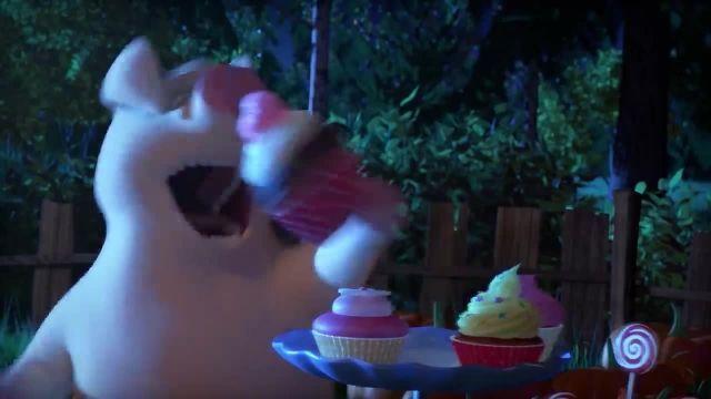 دانلود انیمیشن ماشا و آقا خرسه | ماجرای خرگوش ها در کلبه ماشا