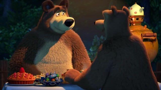 دانلود انیمیشن ماشا و میشا - قسمت 630