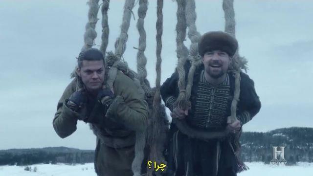 سریال وایکینگ ها فصل 6 قسمت 1 با زیرنویس چسبیده فارسی Vikings