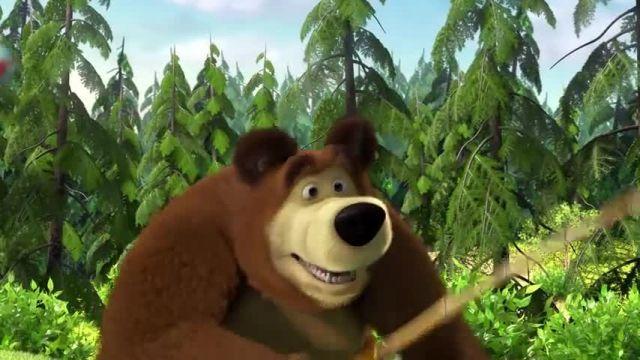 دانلود انیمیشن ماشا و میشا - قسمت 662