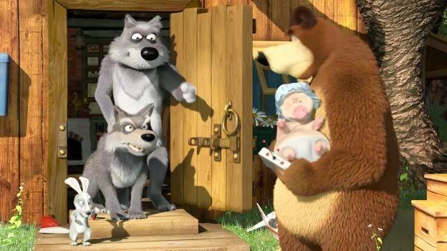 دانلود انیمیشن ماشا و میشا - قسمت 628