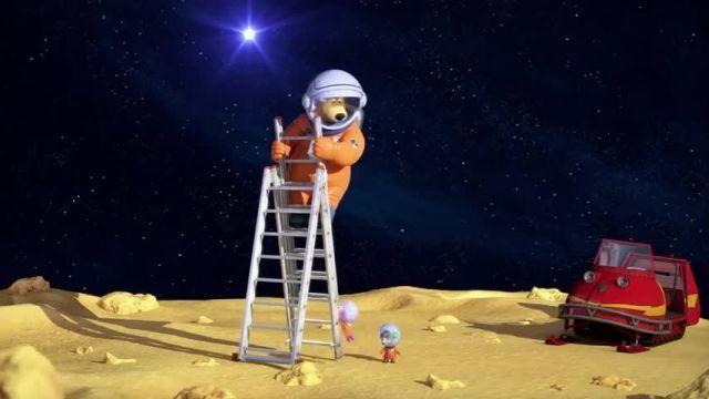 دانلود انیمیشن ماشا و میشا -  قسمت 645