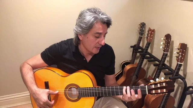 دانلود کامل آموزش گیتار بابک امینی جلسه سوم