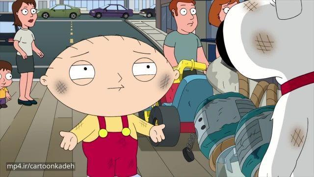 دانلود کامل کارتون Family Guy (مرد خانواده) فصل 17 قسمت 17