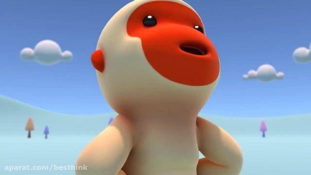 دانلود انیمیشن دونگ دونگ این قسمت - تارزان
