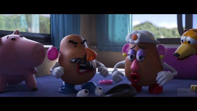 تریلر انیمیشن داستان اسباب بازی 4 (toy story)