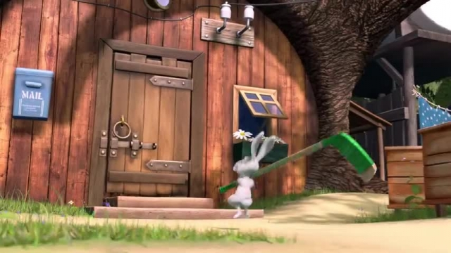 دانلود انیمیشن ماشا و میشا -  قسمت 641
