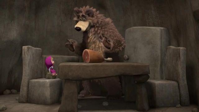 دانلود انیمیشن ماشا و میشا - قسمت 507