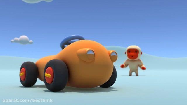 دانلود انیمیشن دونگ دونگ این قسمت - ویولن