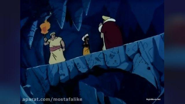 دانلود تمام قسمت های کارتون سندباد با دوبله فارسی قسمت سی و چهارم