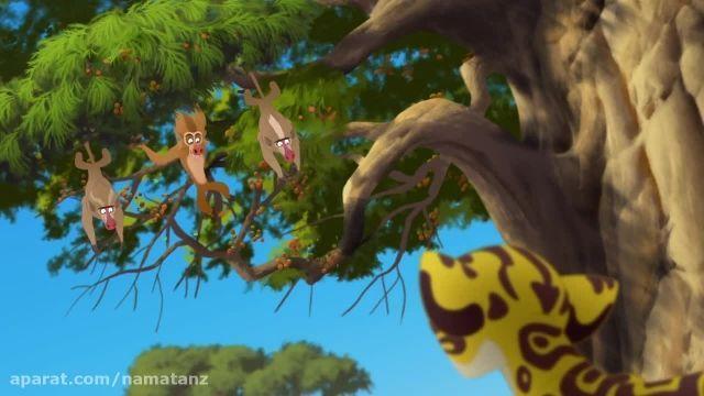 دانلود کارتون گارد شیر فصل دوم قسمت 12 (دوبله فارسی)
