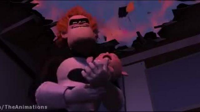دانلود انیمیشن شگفت انگیزان ( The Incredibles 2004) دوبله فارسی
