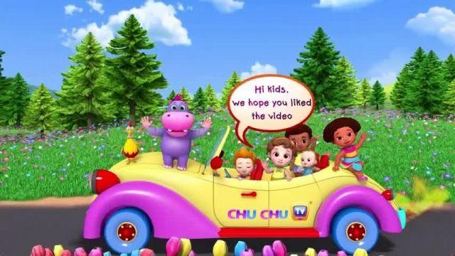 دانلود ترانه های شاد کودکانه انگلیسی - تیک تاک