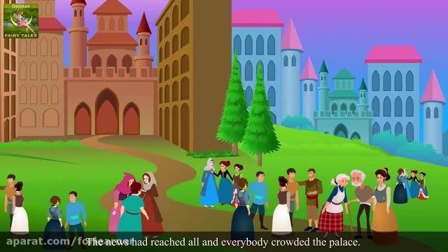 دانلود انیمیشن آموزش زبان آلمانی با زیرنویس قسمت 36