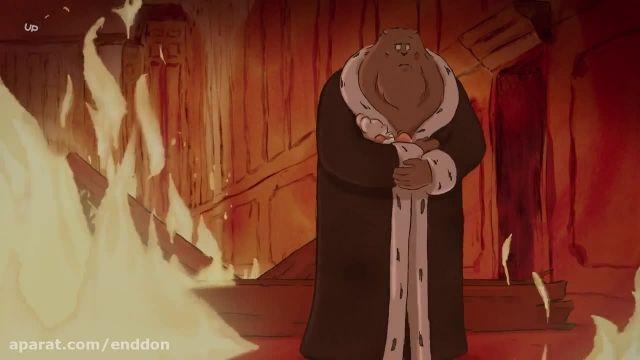 دانلود انیمیشن ارنست و سلستین (Ernest and Celestine 2012 ) دوبله فارسی