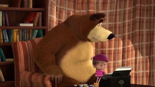 دانلود انیمیشن ماشا و میشا - قسمت 557