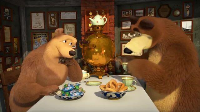 دانلود انیمیشن ماشا و میشا - قسمت 375
