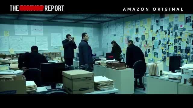 تریلر فیلم گزارش ( the report 2019) ژانر درام و دلهره اور