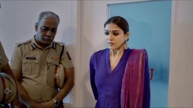 فیلم هندی دربار با زیرنویس چسبیده فارسی Darbar 2020