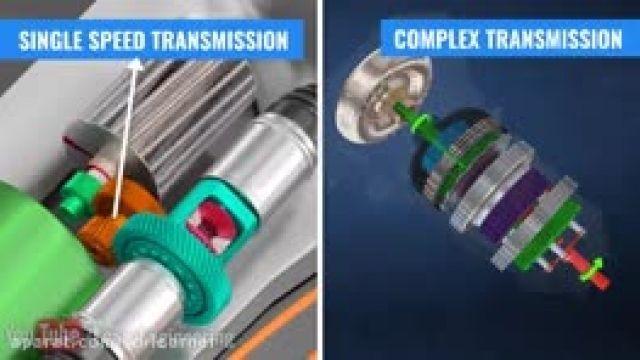 فیلم آموزش مکانیک خودرو به زبان ساده برای همه -فرق بین خودروی برقی و خودروی بنزی