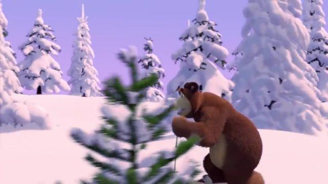 دانلود انیمیشن ماشا و میشا - قسمت 450