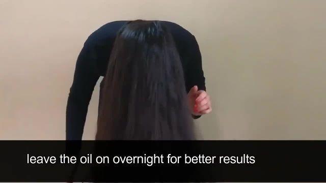 نکات آرایشی برای پوست - موهای بلند در عرض یک ماه