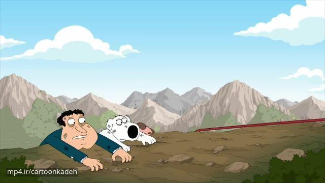 دانلود کامل کارتون Family Guy (مرد خانواده) فصل 17 قسمت 20