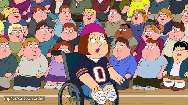 دانلود کامل کارتون Family Guy (مرد خانواده) فصل 17 قسمت 19