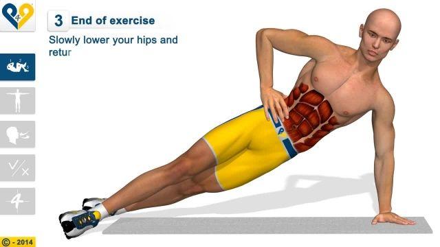 آموزش ویدئویی تمرینات عضلات شکم و سینه Abs | قسمت 6