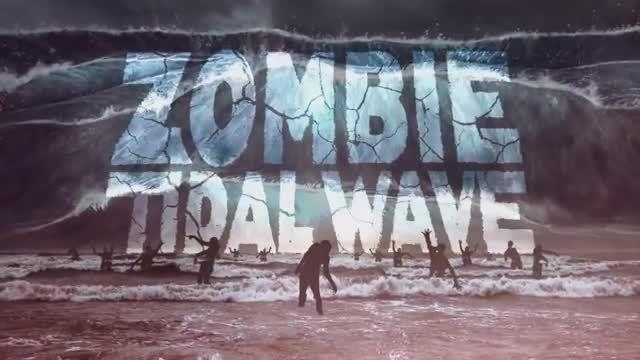 تریلر رسمی فیلم zombie tidal wave 2019 -  زامبی محور