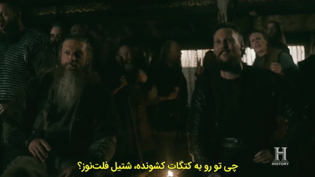 سریال وایکینگها فصل 6 قسمت 2 زیرنویس چسبیده فارسی