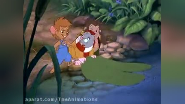 دانلود انیمیشن روزگاری در جنگل (Once Upon a Fores 1993)  دوبله فارسی