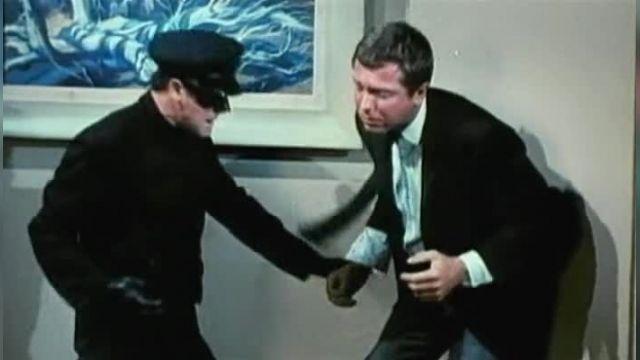 فیلم رزمی کاتو پسر اژدها The Green Hornet 1974   #دوبله بروسلی