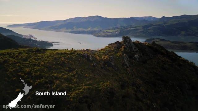 فوق العاده ترین مناطق گردشگری نیوزیلند