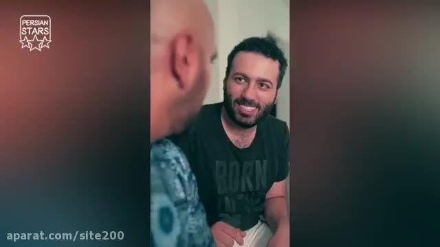 جدیدترین کلیپ های علی صبوری - قصه های من و بابام قسمت 2