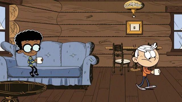 دانلود کارتون خانه پر سر و صدا فصل دوم قسمت سی و شش