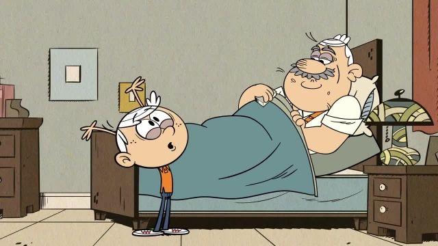 دانلود کارتون خانه پر سر و صدا فصل اول قسمت سی و هفت
