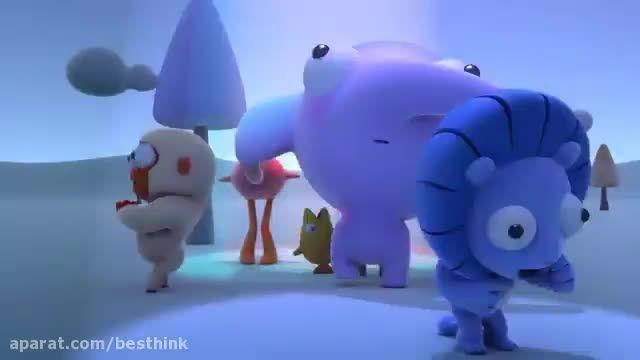 دانلود انیمیشن دونگ دونگ این قسمت - رقص گوریل