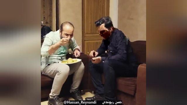 برترین کلیپ های خنده دار حسن ریوندی