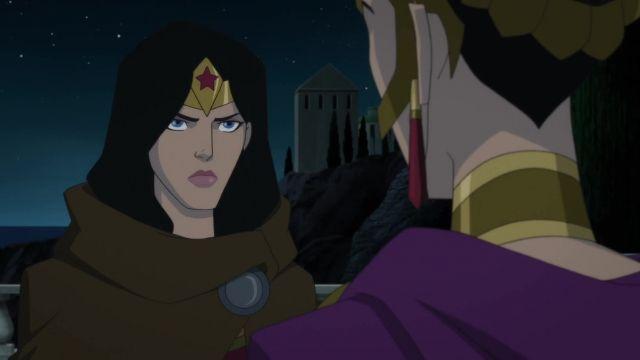 انیمیشن زن شگفت انگیز نژادها Wonder Woman Bloodlines 2019 دوبله