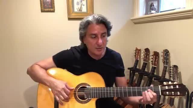 دانلود کامل آموزش گیتار بابک امینی جلسه صد
