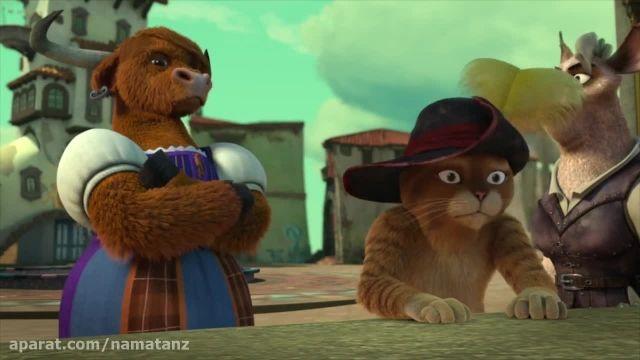 دانلود کارتون گربه چکمه پوش {Puss in Boots} با زبان انگلیسی فصل 6 قسمت 6