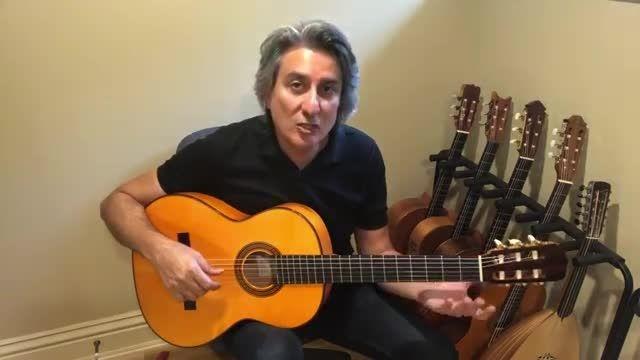 دانلود کامل آموزش گیتار بابک امینی جلسه دوازدهم