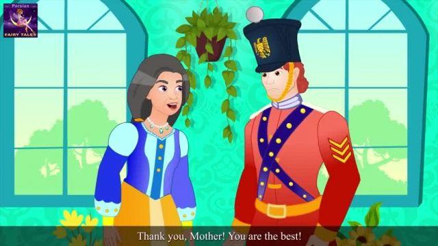 برنامه کودک داستان های فارسی با زیرنویس انگلیسی این قسمت: گنج طلایی