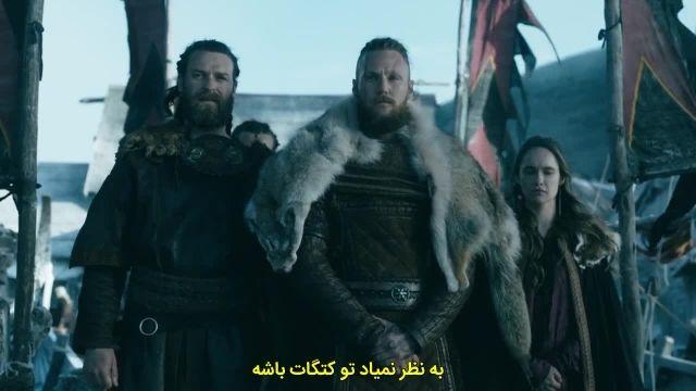 سریال وایکینگ ها فصل 6 قسمت 7 بازیرنویس چسبیده فارسی Vikings