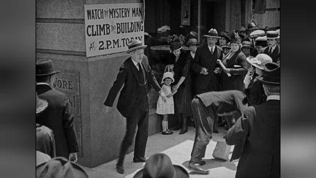 دانلود فیلم کمدی Safety Last! 1923  ژانر :اکشن | کمدی | هیجان انگیز کانال sek