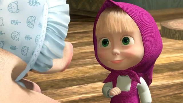 دانلود انیمیشن ماشا و میشا - قسمت 475