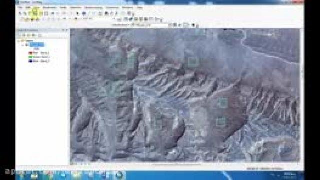 طبقه بندی تصاویر ماهواره ای در ArcMap-دکتر سعید جوی زاده –قسمت پنجم