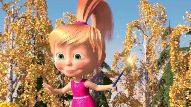 دانلود انیمیشن ماشا و میشا - قسمت 570