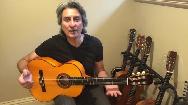 دانلود کامل آموزش گیتار بابک امینی جلسه اول